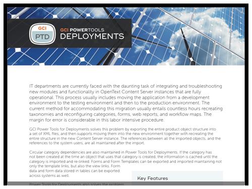 gci-powertools-deployments