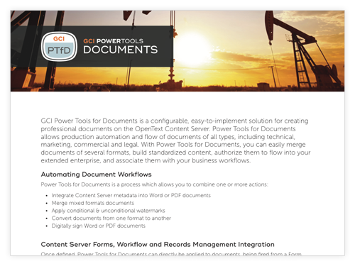 gci-powertools-documents